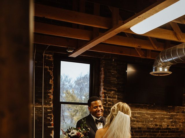 William and Adkin's Wedding in Lawrence, Kansas 42