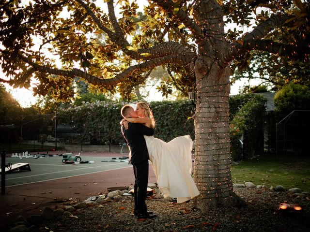 Mike and Katherine's Wedding in Pasadena, California 4