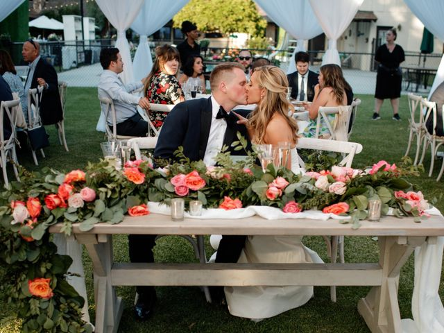 Mike and Katherine's Wedding in Pasadena, California 5