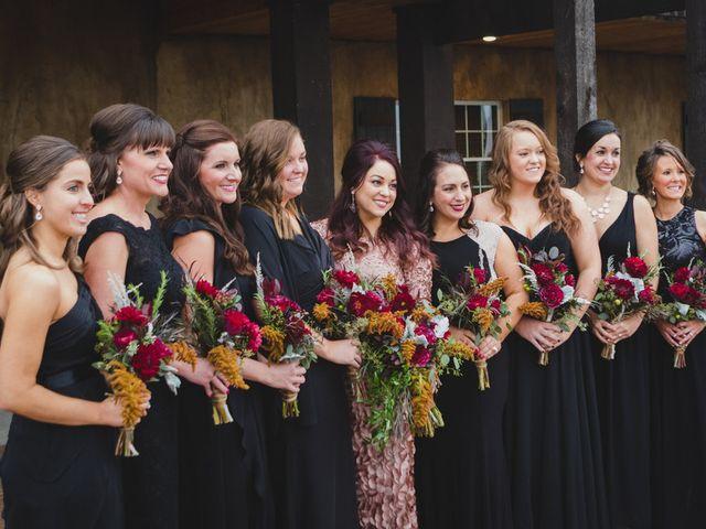 Chelsea and Patrick's Wedding in Glenwood, Iowa 6