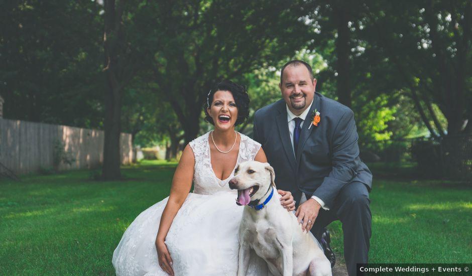 John and Amanda's Wedding in Sioux Falls, South Dakota