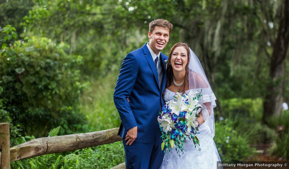 Zach and Tara's Wedding in Tampa, Florida