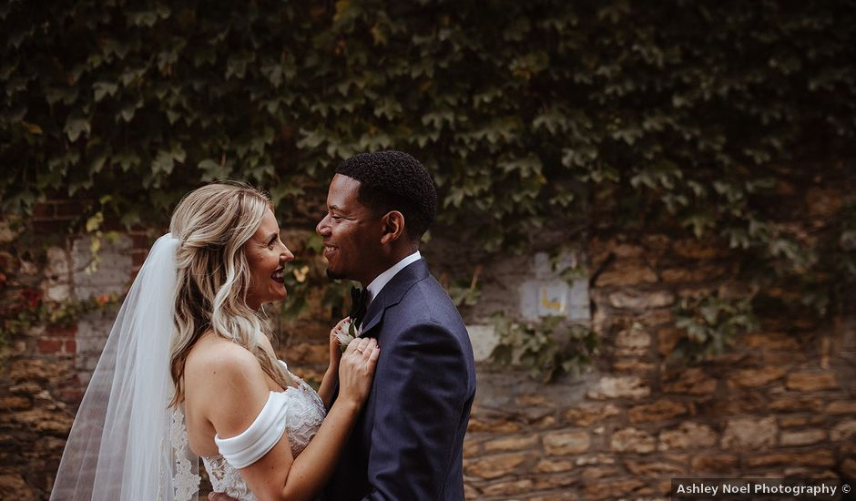 William and Adkin's Wedding in Lawrence, Kansas