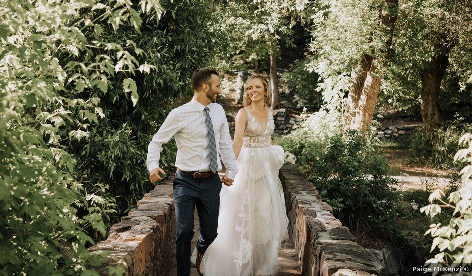 Peter and Elizabeth's Wedding in Salt Lake City, Utah