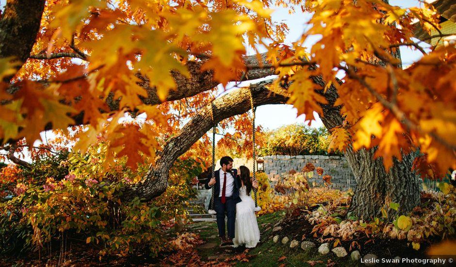 Phil and Amanda's Wedding in Stockton Springs, Maine
