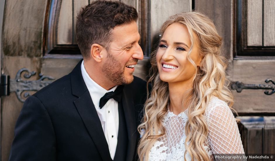 Chad and Galina's Wedding in Atlanta, Georgia