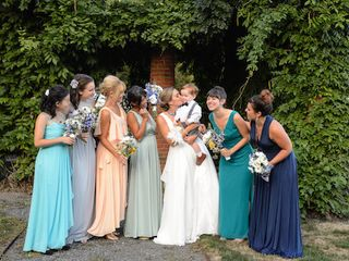 Emily and Matt's Wedding in Ipswich, Massachusetts 3