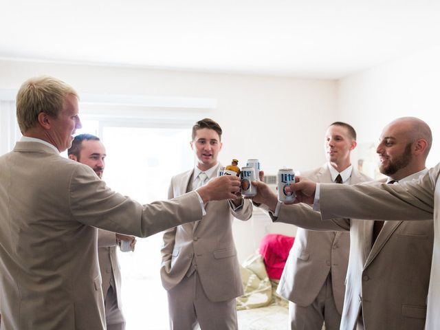 Claire and Robert's Wedding in Traverse City, Michigan 8
