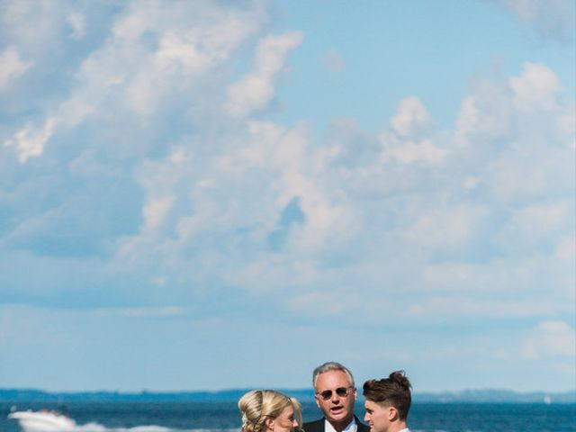 Claire and Robert's Wedding in Traverse City, Michigan 12
