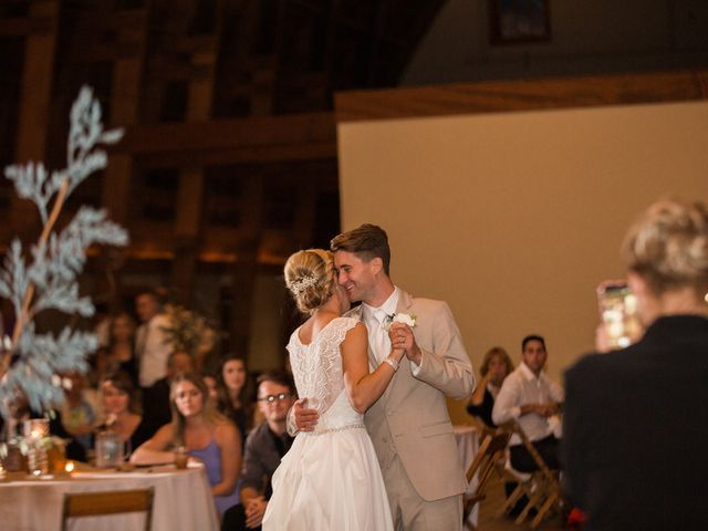 Claire and Robert's Wedding in Traverse City, Michigan 22