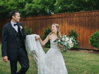The wedding of Tyler and Laura