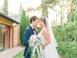 The wedding of Elena and Ryan