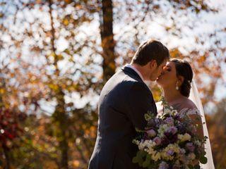The wedding of Katlyn and Zac