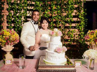 The wedding of Wilman and Eridania