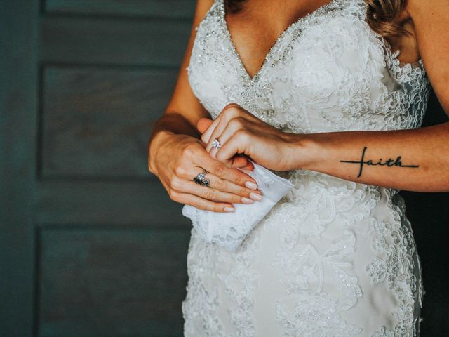 Jose and Aundrea's Wedding in South Lake Tahoe, California 15