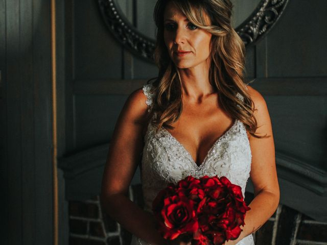 Jose and Aundrea's Wedding in South Lake Tahoe, California 16