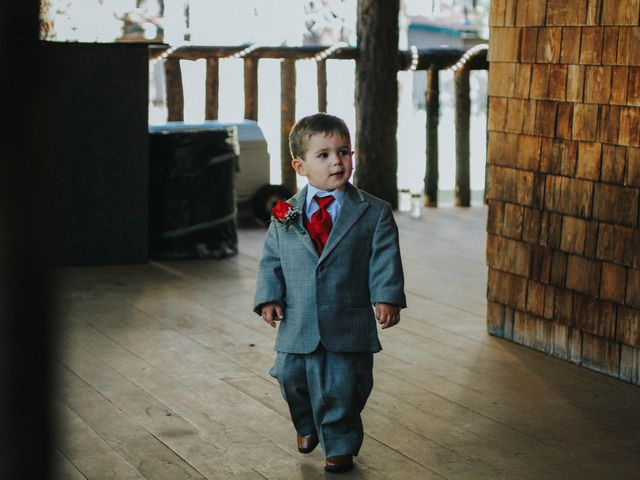 Jose and Aundrea's Wedding in South Lake Tahoe, California 20