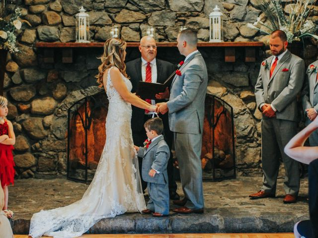 Jose and Aundrea's Wedding in South Lake Tahoe, California 21