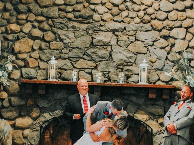 Jose and Aundrea's Wedding in South Lake Tahoe, California 22
