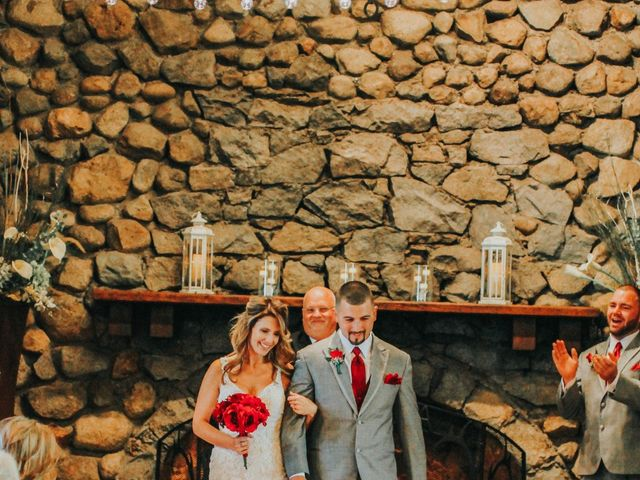 Jose and Aundrea's Wedding in South Lake Tahoe, California 23
