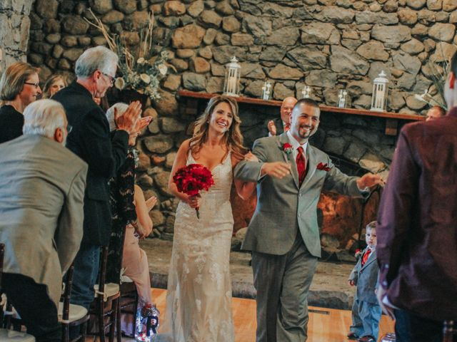 Jose and Aundrea's Wedding in South Lake Tahoe, California 24