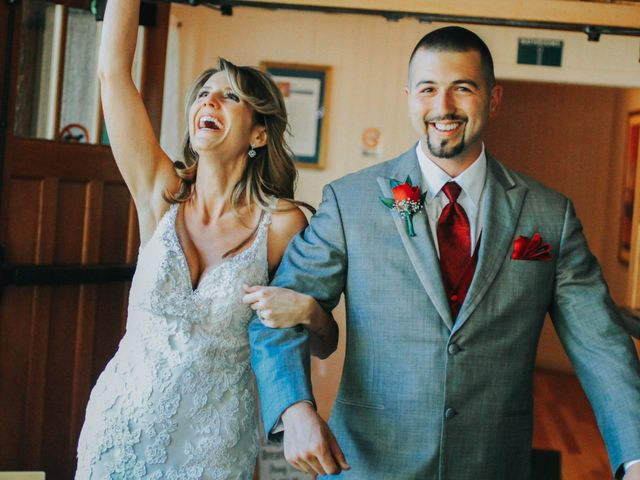 Jose and Aundrea's Wedding in South Lake Tahoe, California 25