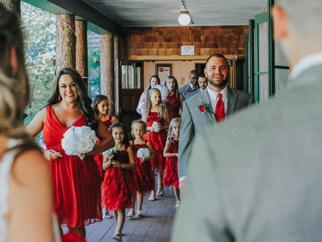 Jose and Aundrea's Wedding in South Lake Tahoe, California 28
