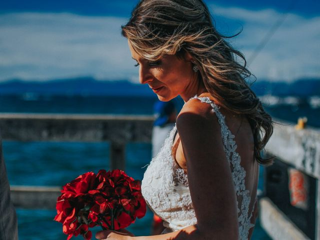 Jose and Aundrea's Wedding in South Lake Tahoe, California 33