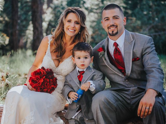 Jose and Aundrea's Wedding in South Lake Tahoe, California 39