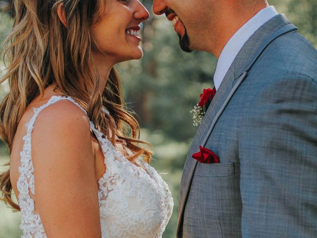 Jose and Aundrea's Wedding in South Lake Tahoe, California 41