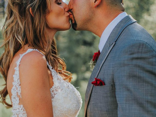 Jose and Aundrea's Wedding in South Lake Tahoe, California 42