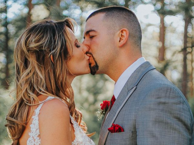 Jose and Aundrea's Wedding in South Lake Tahoe, California 43