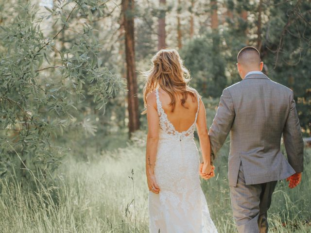Jose and Aundrea's Wedding in South Lake Tahoe, California 44