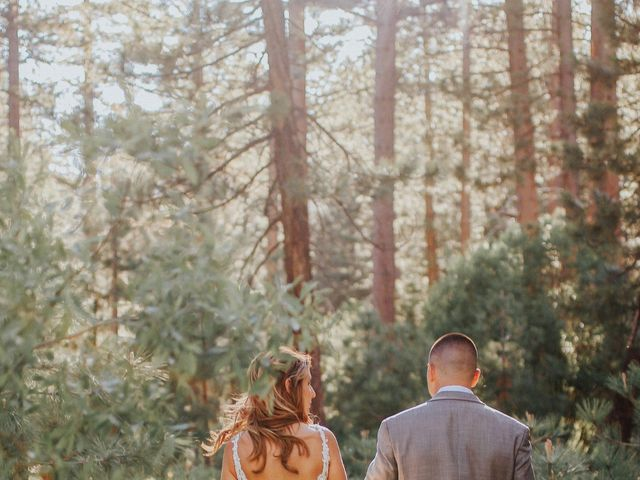 Jose and Aundrea's Wedding in South Lake Tahoe, California 46