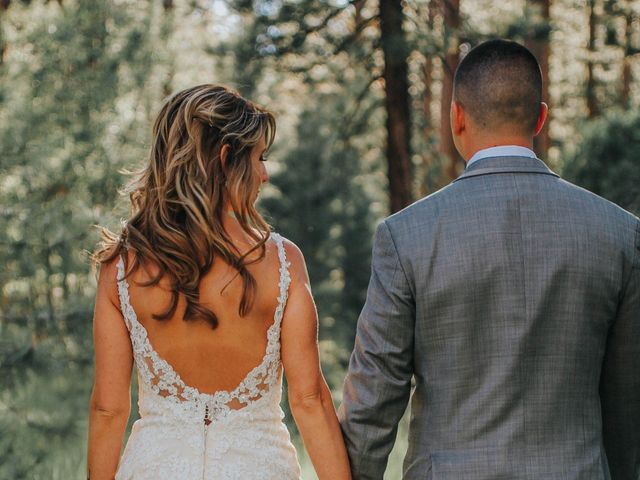 Jose and Aundrea's Wedding in South Lake Tahoe, California 47