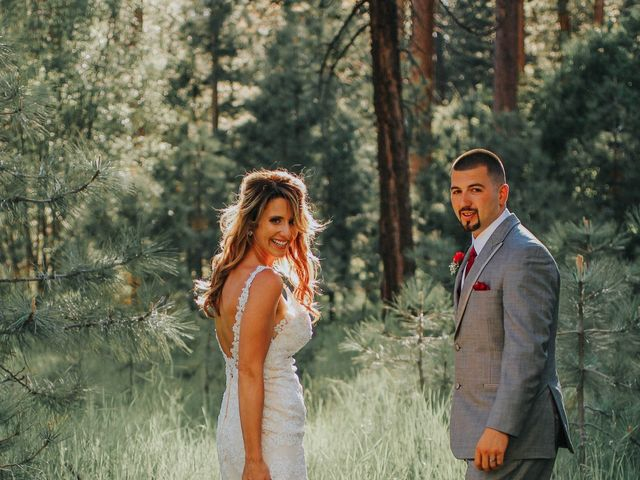 Jose and Aundrea's Wedding in South Lake Tahoe, California 49