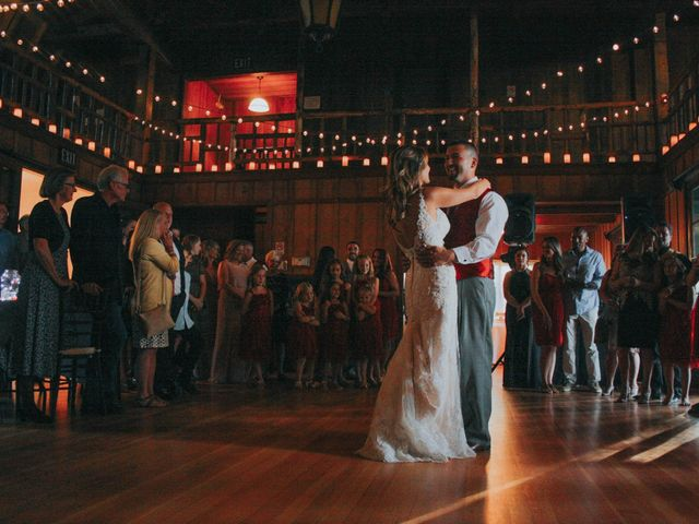Jose and Aundrea's Wedding in South Lake Tahoe, California 52