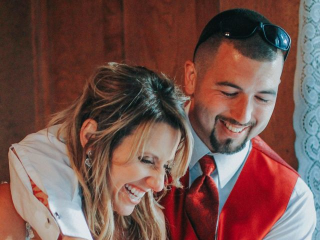 Jose and Aundrea's Wedding in South Lake Tahoe, California 54