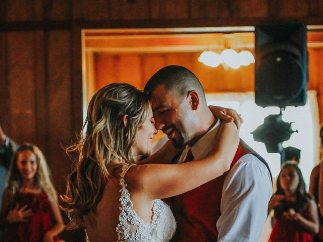 Jose and Aundrea's Wedding in South Lake Tahoe, California 55