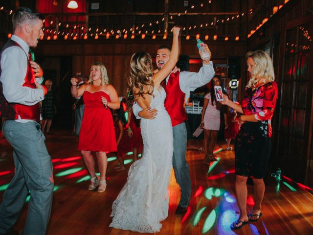Jose and Aundrea's Wedding in South Lake Tahoe, California 57