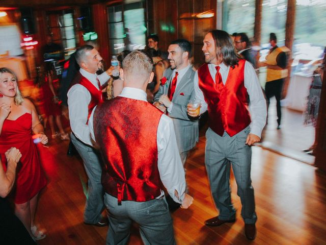 Jose and Aundrea's Wedding in South Lake Tahoe, California 58