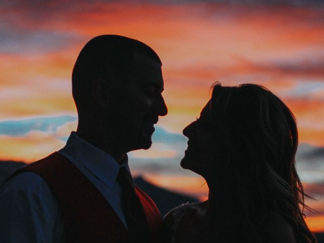 Jose and Aundrea's Wedding in South Lake Tahoe, California 62