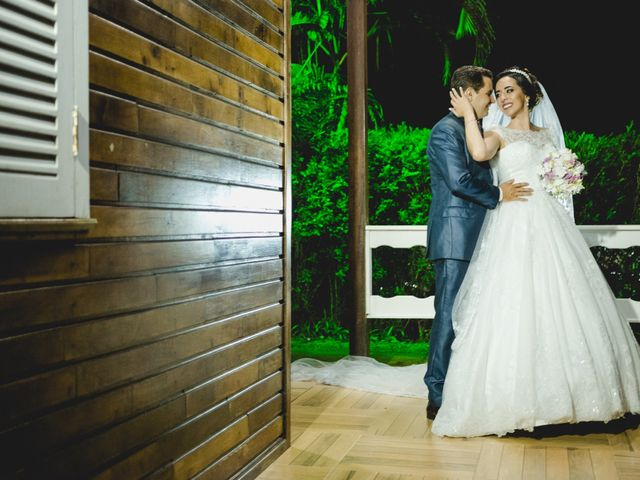 Roberio and Carol's Wedding in Brazil, Indiana 1