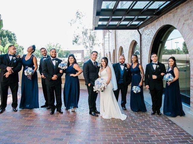 Miguel and Lindsey's Wedding in Pasadena, California 2