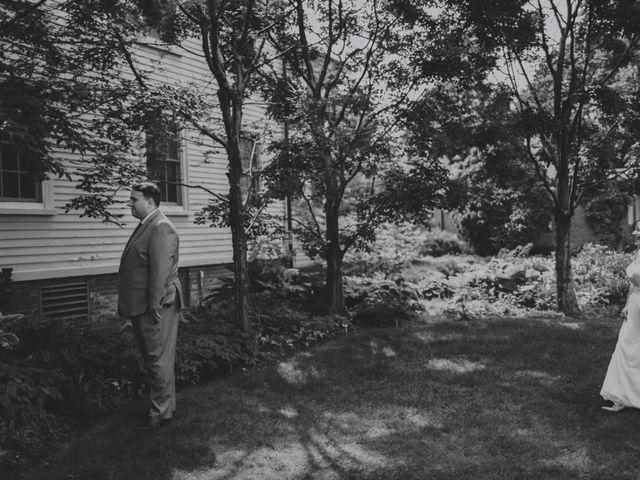 Paul and Meghan's Wedding in Amherst, Massachusetts 156