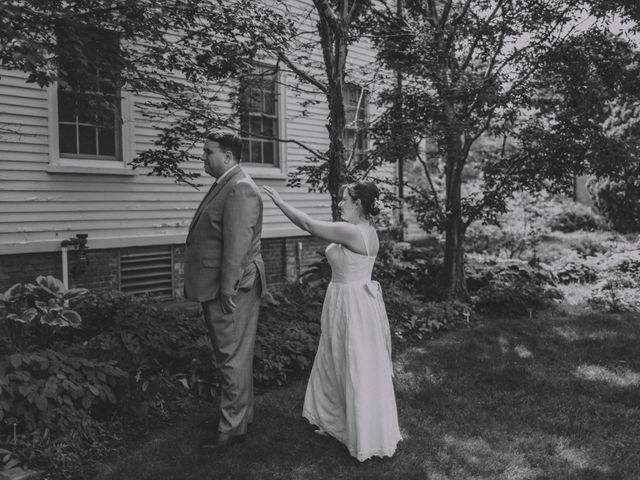 Paul and Meghan's Wedding in Amherst, Massachusetts 158