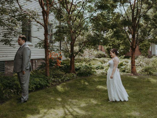Paul and Meghan's Wedding in Amherst, Massachusetts 159