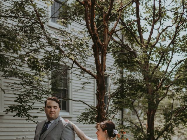 Paul and Meghan's Wedding in Amherst, Massachusetts 160
