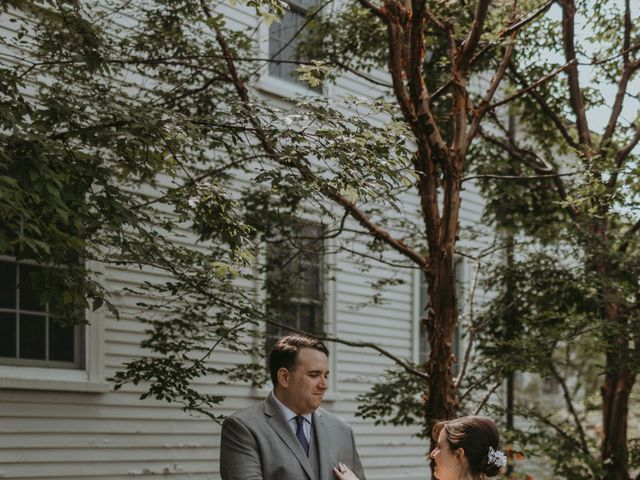 Paul and Meghan's Wedding in Amherst, Massachusetts 162