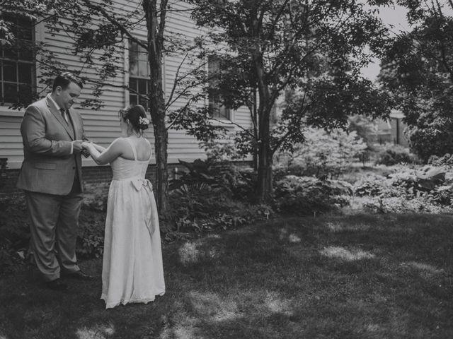 Paul and Meghan's Wedding in Amherst, Massachusetts 165